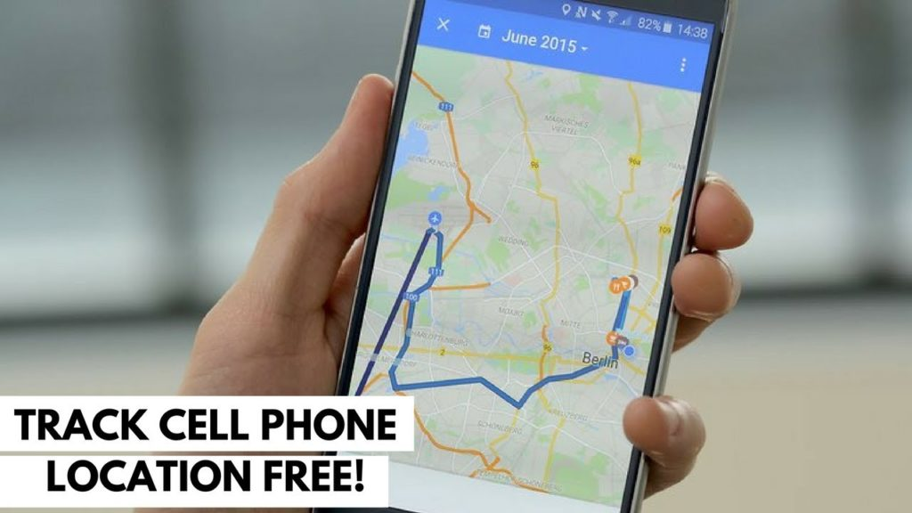 Track a Cell Phone