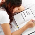 Sleep Diary and 3 Reasons to Maintain One