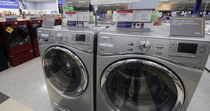 right washing machine
