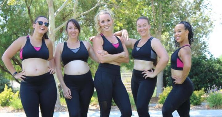Maternity Sports Bra