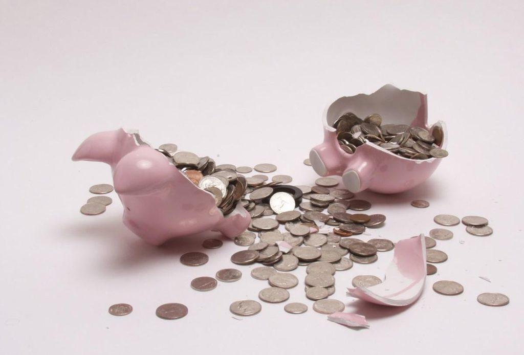 Financial Trouble