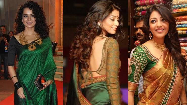 Blouse Designs to Style Your Saree
