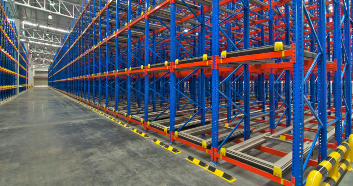 Pallet Racking Safety