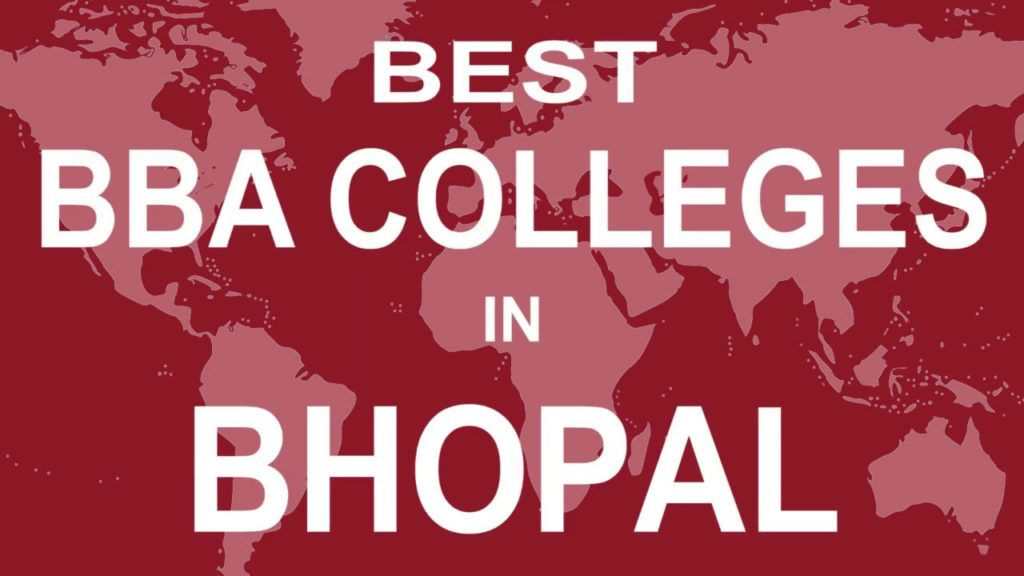 College in Bhopal for BBA